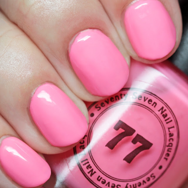 Seventy-Seven Nail Lacquer Party Like It's Sherbet Day