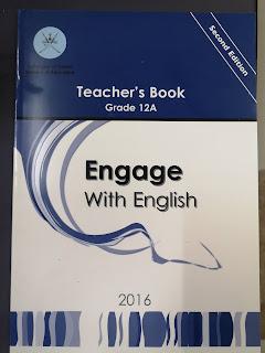 دليل المعلم لمادة اللغة الانجليزية للثاني عشر