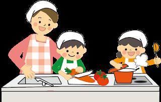 「手と指フル稼働、オープンサンド作り」 コドモンテ モンテッソーリ 食育 子育て