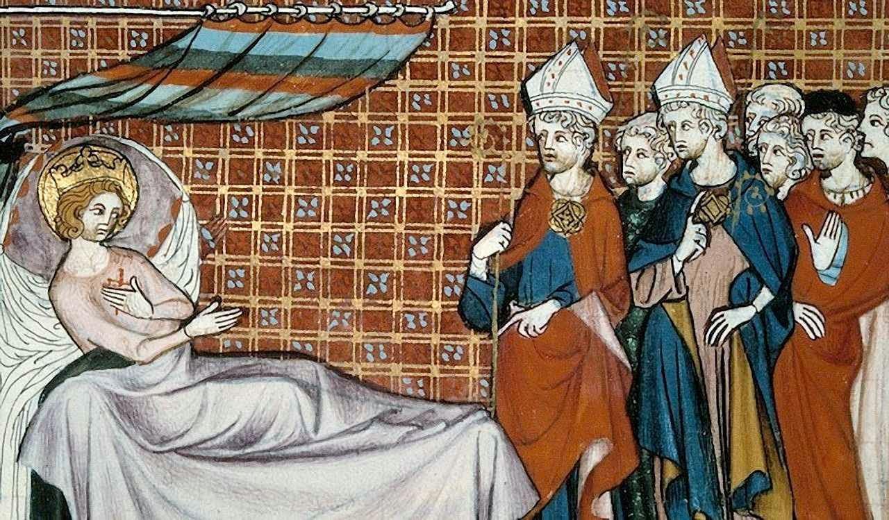 São Luís acorda e anuncia a decisão de partir na Cruzada