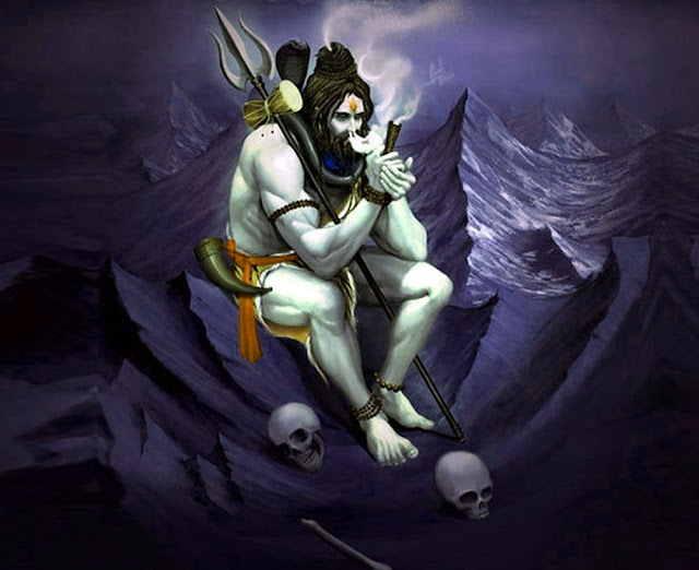 mahadev aghori hd images