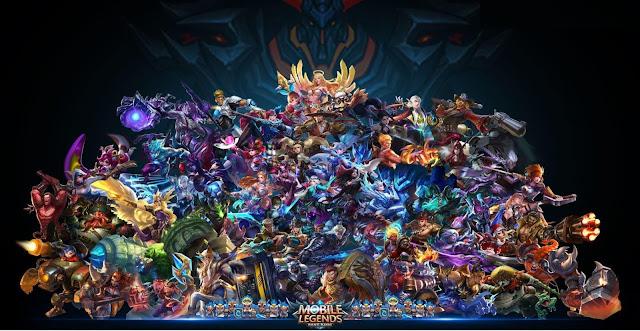 Mobile Legends merupakan game yang hits dan banyak dimainkan di tahun 2018.