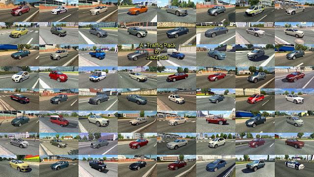 ets 2 ai traffic pack v9.8 screenshots 2