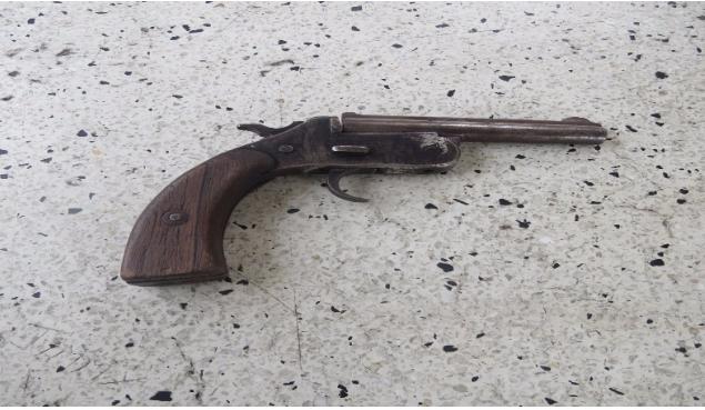 Fusagasug polic a mantiene el control al porte de armas for Porte y actitud