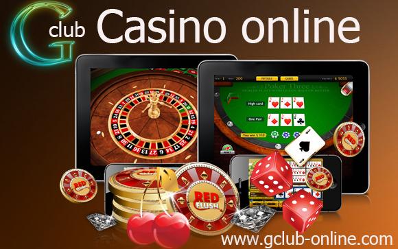 Gclub เล่นคาสิโนผ่านระบบออนไลน์