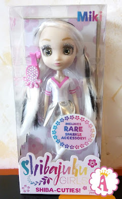 Мини куколка Мики из коллекции Shibajuku Girls Mini Shiba-Cuties