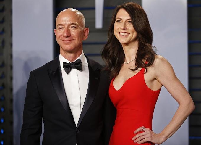 MacKenzie Scott has donated $1.7 billion since divorcing Amazon CEO Jeff Bezos