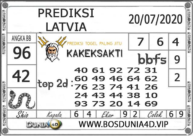 Prediksi Togel LATVIA DUNIA4D 20 JULI 2020