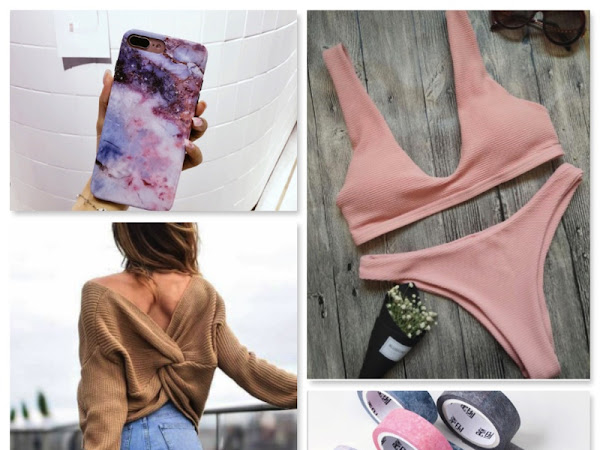 Mijn AlieXpress wishlist #2 | Fashion & Lifestyle