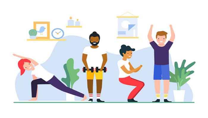 6 Olahraga yang Cepat Membakar Lemak