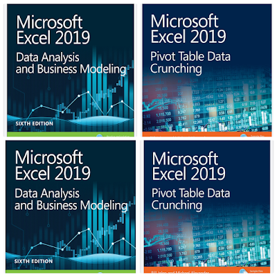 2 BEST EXCEL 2019 EBOOKS FREE DOWNLOAD ON EVBA.INFO UPDATE 4-2020
