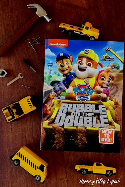 Paw Patrol Rubble on the Double Review Giveaway