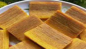 Resep Kue Lapis Legit Bangka
