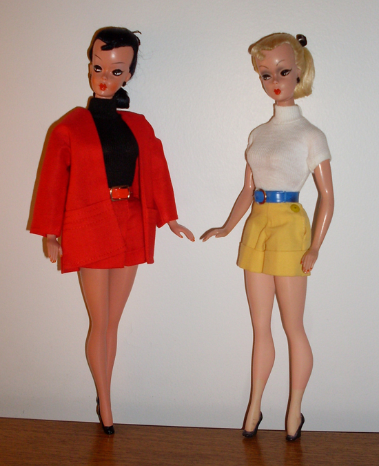 The Bild Lilli doll