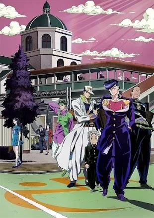 تقرير انمي JoJo no Kimyou na Bouken: Diamond wa Kudakenai (الموسم الثالث)