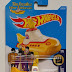 COLECCIONISMO: Hot Wheels - The Beatles YELLOW SUBMARINE 50th Anniversary