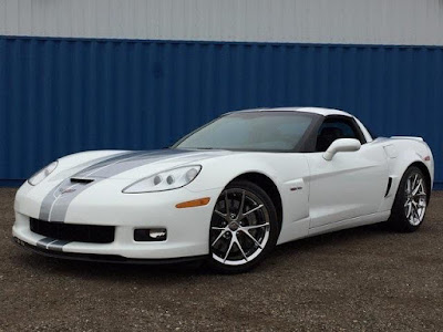 2013 Corvette Z06 60th Anniversary Package at Purifoy Chevrolet
