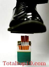 benefits of not smoking