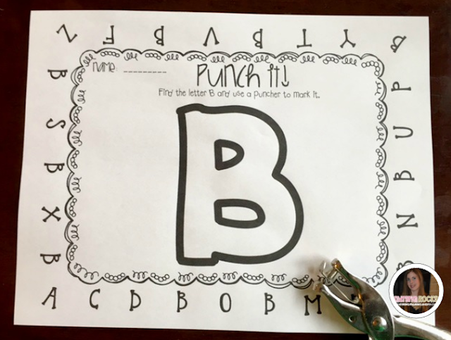 Are you looking for fun alphabet activities that feel more like a craft and less like a worksheet?  Check out Alphabet Printables.