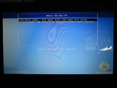 Cara Menginstal Remix OS di PC Via USB Flashdisk (Portable)