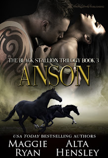Anson by Alta Hensley & Maggie Ryan
