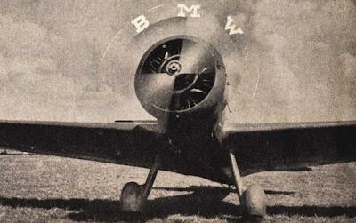 Pesawat buatan BMW di masa Perang Dunia I