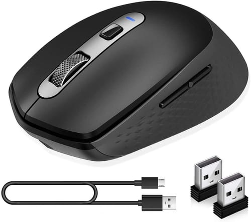 Review Tripsky H200 Office Wireless Computer Mouse