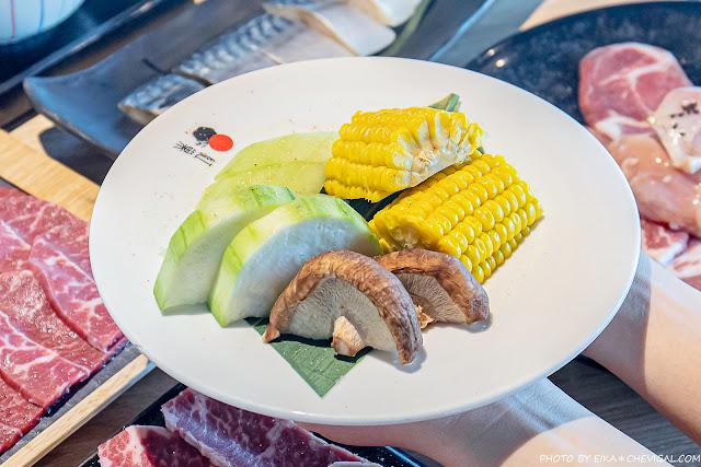 MG 7962 - 熱血採訪│公益路低調日式燒肉,超值雙人套餐多達7種肉品好澎派!文末熱血預約限定送肉品