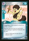 My Little Pony Wild Fire, Hot Tempered Defenders of Equestria CCG Card