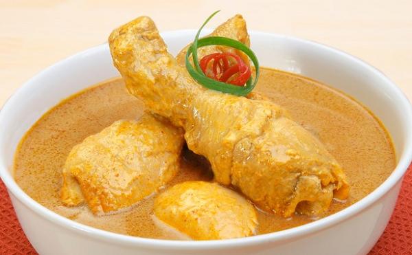 Gulai Daging Ayam
