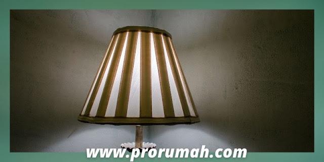 Tips Mendekorasi Kamar Cowok Minimalis - pertimbangkan jenis lampu