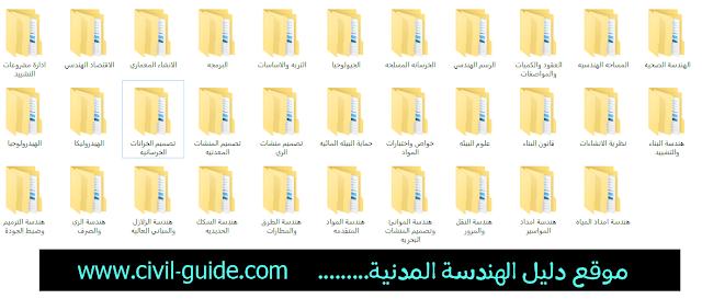 منهج وجميع محاضرات وملازم ومراجعات كلية الهندسة جامعة الاسكندرية الخاصة بقسم مدني للفرق الدراسية ( الاولي-الثانية-الثالثة-الرابعة )