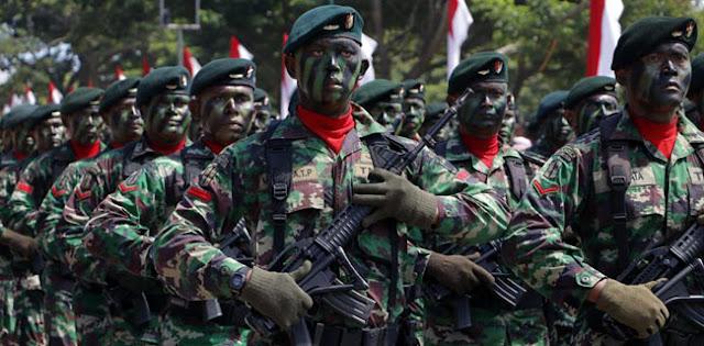 Komnas HAM Tolak TNI Dilibatkan Dalam Pemberantasan Terorisme