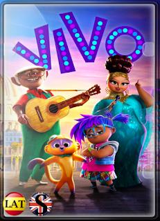 Vivo (2021) WEB-DL 1080P LATINO/INGLES