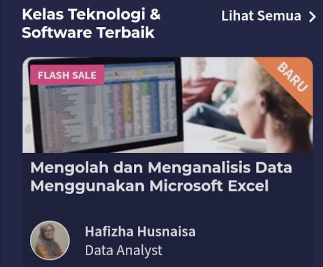 Kursus online Microsoft Excel
