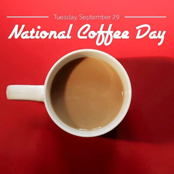 National Coffee Day Wishes Awesome Picture