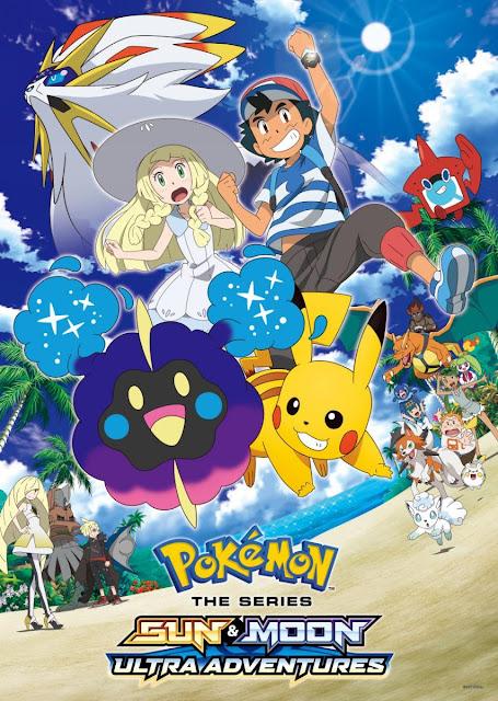 Pokémon Sol y Luna Ultra Aventuras Temporada 21 Español Latino [Ver Online]