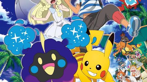 Pokémon Sol y Luna: Ultra Aventuras Temporada 21 Capitulos Online