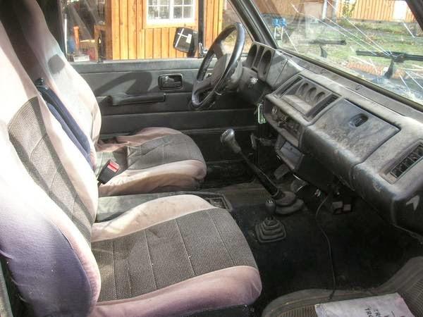 1989 isuzu trooper rs 4x4 for sale - 4x4 cars