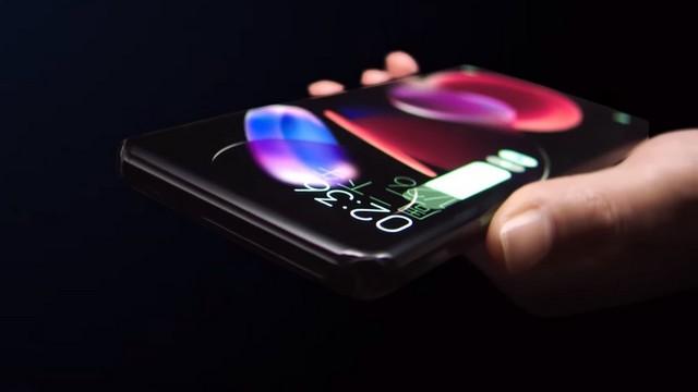 شاومي تعلن عن مفهوم هاتف بشاشة منحنية من جميع الأطراف