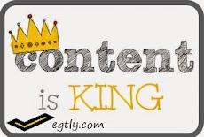 المحتوي هو الملك (كيف تكتب مقالات حصرية)