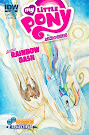 MLP Micro Series #2 Comic Cover Double Midnight Variant
