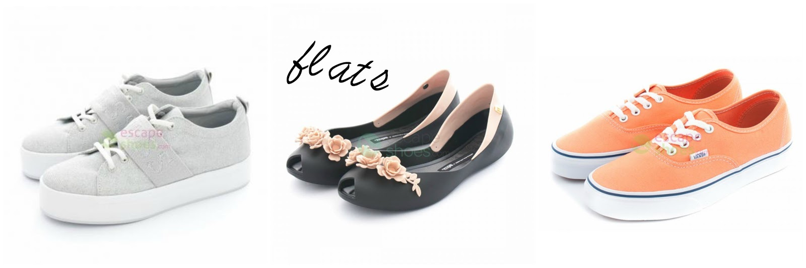 escapeshoes shoes online store flats