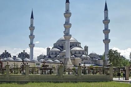 Jejak Islam Di Rusia