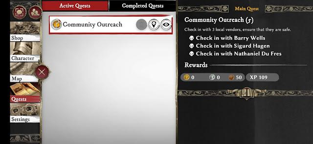 Warhammer odyssey leveling guide