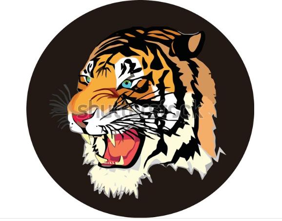 vector art design stickers