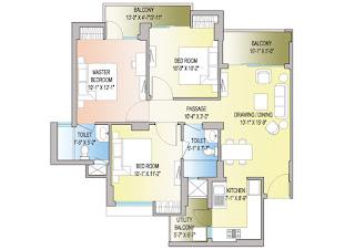 1206-sq.ft.-3bhk-floor-plan-cherry-county