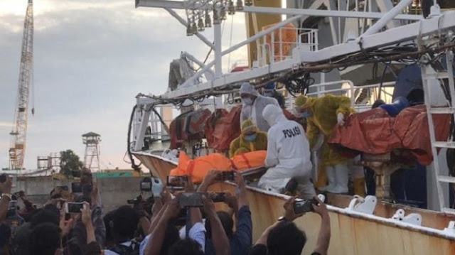 The bodies of ABK were evacuated by officers from the China Fishing Vessel Freezer