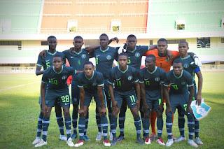 Nigeria's Golden Eaglets group for U-17 AFCON revealed by CAF