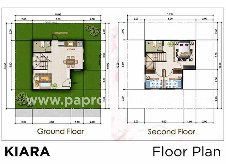 Kiara Single Detached House And Lot Sale In Sta Rosa Laguna St